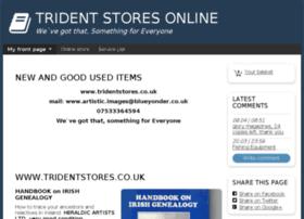 Tridentstores.co.uk thumbnail
