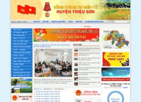 Trieuson.gov.vn thumbnail