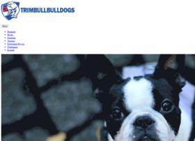 Trimbullbulldogs.com thumbnail