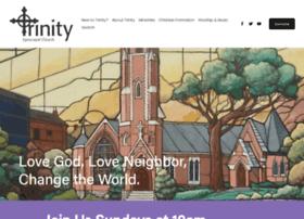 Trinitycovington.org thumbnail