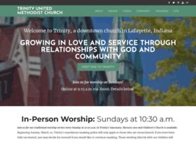 Trinitylafayette.org thumbnail