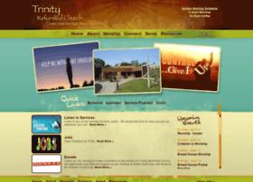 Trinityrc.org thumbnail