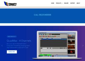 Trinitysoftwares.com thumbnail