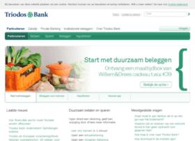 Triodos-onlinebanking.nl thumbnail