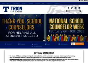 Trionschools.org thumbnail