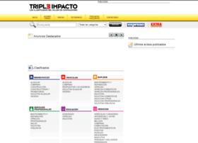 Tripleimpacto.com.ec thumbnail