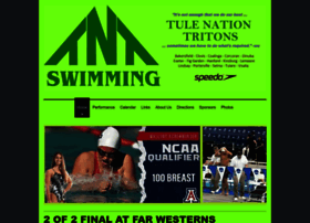 Tritonswim.org thumbnail