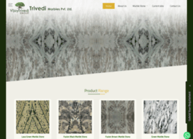 Trivedimarbles.in thumbnail