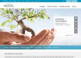 Trocal-profile.de thumbnail