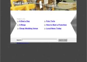 Troki.info thumbnail