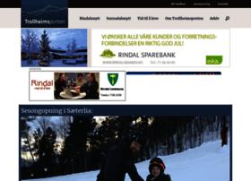 Trollheimsporten.no thumbnail