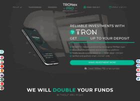 Tronex.net thumbnail