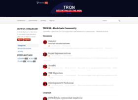 Tronsr.org thumbnail