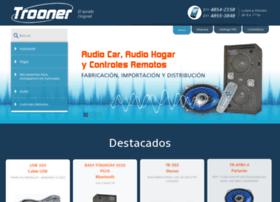 Trooner.com.ar thumbnail