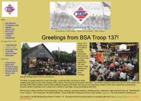 Troop137.com thumbnail
