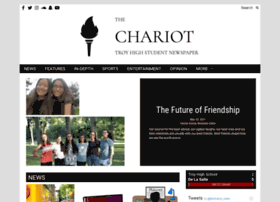 Troychariot.org thumbnail