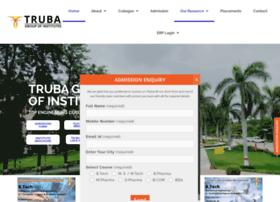 Trubainstitute.ac.in thumbnail