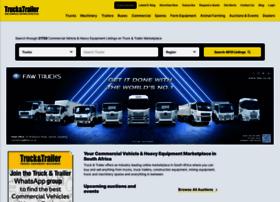 Truckandtrailer.co.za thumbnail