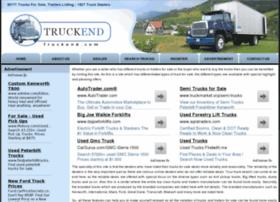 Truckend.com thumbnail