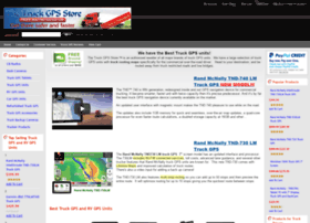 Truckgpsstore.com thumbnail