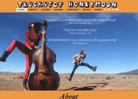Truckstophoneymoon.com thumbnail