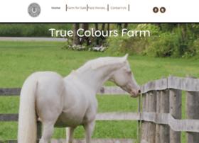 Truecoloursfarm.ca thumbnail