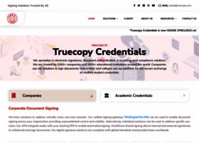 Truecopy.in thumbnail