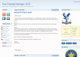 Truefootballmanager.com thumbnail
