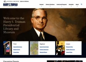 Trumanlibrary.org thumbnail