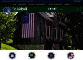 Trumbull-ct.gov thumbnail