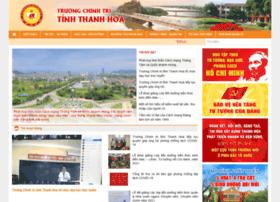 Truongchinhtrithanhhoa.gov.vn thumbnail