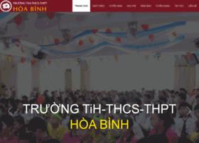 Truonghoabinh.edu.vn thumbnail
