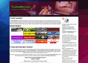 Trustandbet.com thumbnail