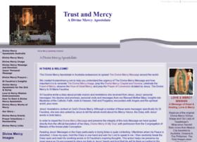 Trustandmercy.com thumbnail