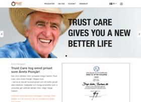 Trustcare.se thumbnail