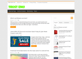 Trustemo.com thumbnail