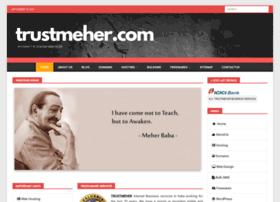 Trustmeher.com thumbnail