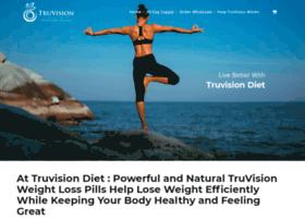 Truvisiondiet.net thumbnail