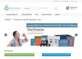 Truvisionshop Com At Wi Home Truvision Health Weight Loss Order Here Free Ship
