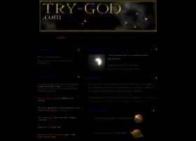 Try-god.com thumbnail