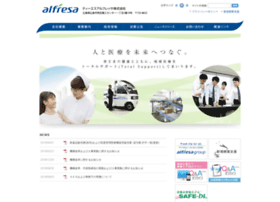 Ts-alfresa.net thumbnail