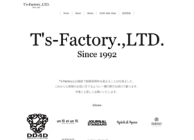 Ts-factory.co.jp thumbnail