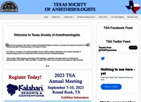Tsa.org thumbnail