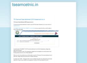 Tseamcetnic.in thumbnail