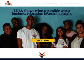 Tsiba.ac.za thumbnail
