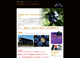 Tsukuba-blueberry.net thumbnail
