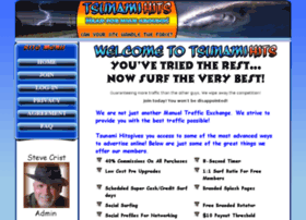 Tsunami-hits.net thumbnail