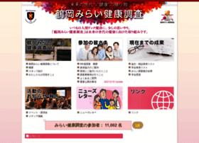 Tsuruoka-mirai.net thumbnail