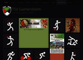Tsv-gaimersheim.de thumbnail