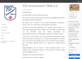 Tsv-immendorf.de thumbnail